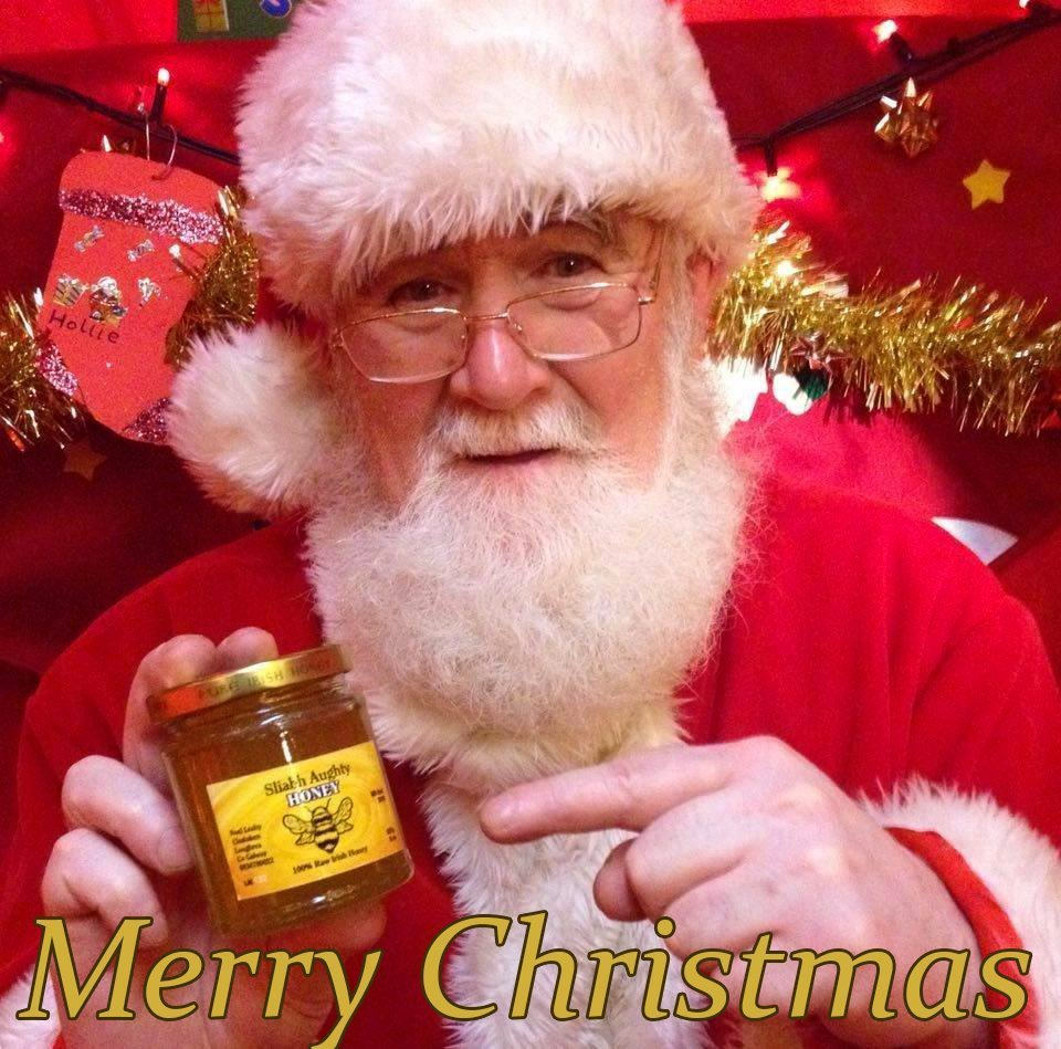 Happy Christmas from leahy beekeeping – Leahy Beekeeping